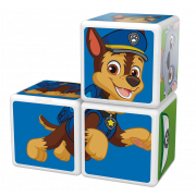 GEOMAG PAW PATROL CHASE, SKYE AND ROCKY-3 delni-0871772000778