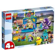 Lego Juniors 10770 Ken in Jelko v zabaviščnem parku-5702016367751