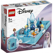 Lego Disney Princess 43189 Knjiga dogodivščin Elze in Nokka-5702016909159