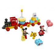 Lego Duplo 10941 Mikijev in Minijin rojstnodnevni vlak-5702016911404