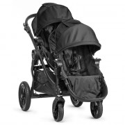 Voziček za Dvojčke Baby Jogger City Select - Black