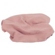 Povoj za dojenčka Muslin 100% bombaž roza. 80X120 cm TB0371_09