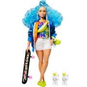 Barbie Extra Fashion Lutka + Živalica  GRN27 - GRN30