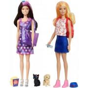Punčka Barbie Maxinies Presenečenje Ast. GPD54 - GPD56