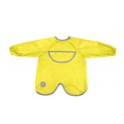 B.Box Vodoodporen predpasnik z rokavi - Lemon Sherbet