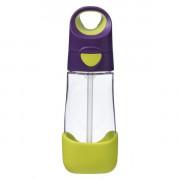 B. Box 450 ml tritanska steklenica s slamico , Passion Splash