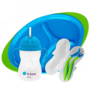 Praktični komplet za hranjenje dojenčka B.Box - Ocean Breeze