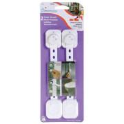 DreamBaby Večnamenska zaščita Twist 'n Lock za omare, hladilnike, stranišča