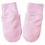 Rękawiczki  Bawełniane - Różowe