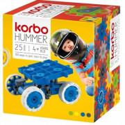 Korbo Klocki Hummer 25 Elementów  - Yellow