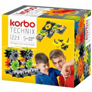 Korbo kocke Technix 122 elementov