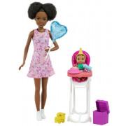 Punčka Barbie Skipper Varuška GRP41
