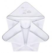 Kopalna brisača z kapuco PlusBaby 100x100 cm - Mesec