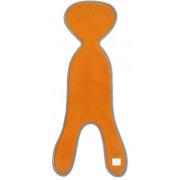 Termoaktivni vložek proti znoju za sedež - Simple Wool Very Merry 0-13 kg - Oranžna