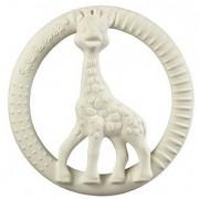 Silikonsko grizalo okroglo v obliki žirafe Sophie So'pure