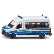 Nemški policijski kombi Siku Super Mercedes-benz Sprinter Federalna S2305