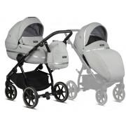 Otroški voziček - Tutis UNO 3+  z globoko košaro 2v1 - 142 Risso
