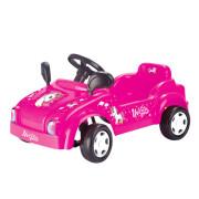 Avto na Pedala - Smart - Samorog - 8690089025197 - Roza - 32x79x49 CM