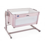 Obposteljna Posteljica - Chicco - Next2Me - Magic - Candy Pink
