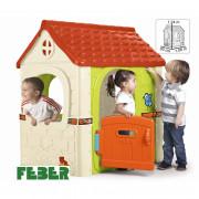 Domek Ogrodowy Dla Dzieci Feber Fantasy Skrzynka na Listy - 10237 - Feber