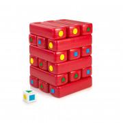 Velike kocke Jenga 18 kosov - 12607 - Feber