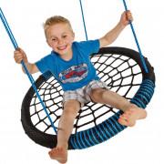 Gugalno gnezdo Oval do 150kg - 188001004001 - Woopie - Modro