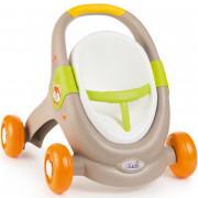 Otroški voziček + hojica MiniKiss 3v1 - 210206 - Smoby