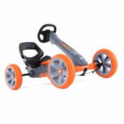 Gokart na Pedala Reppy Racer - Mehka Kolesa 2-6 let do 40 kg BERG - 24.60.01.00 - Berg