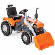 Traktor na Pedala z nakladalko - 28408 - Woopie