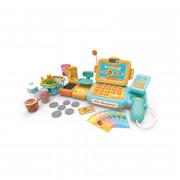Otroška blagajna Optični bralnik + Mikrofon + 24 dodatkov .  - 29696 - Woopie