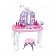 Toaletna mizica s klavirjem. Svetloba. Zvok. + 13 dodatkov. - 30166 - Woopie