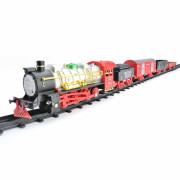 Klasični električni vlak + 29 dodatkov. - 30449 - Woopie