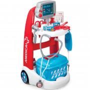 Elektronski medicinski vozičkek + stetoskop- 340202 - Smoby
