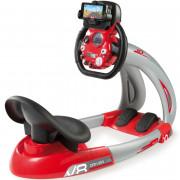 Smoby Symulator Jazdy V8 Kierownica z uchwytem na telefon - 370206 - Smoby