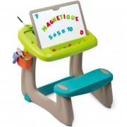 Pisalna miza z dvostransko desko  - 420103 - Smoby