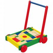 Leseni sprehajalec za otroke - 50306 - Viga Toys