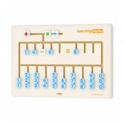 Lesena Igrača - Tabla za učenje Matematike - 50675 - Viga Toys