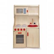 Velika moderna lesena kuhinja- 51600 - Viga Toys