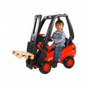 Viličar Linde Forklift - 56580 - Big
