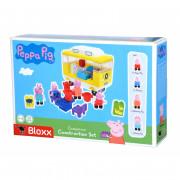 Kocke Bloxx Pepa Pujsa Kamper + 4 figure 54 elem. - 57145 - Big