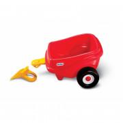 Prikolica za Avtomobil Cozy Coupe - rdeča -  620720 - Little Tikes