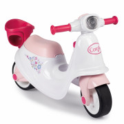 Poganjalec Skuter belo-roza-Corolle Ride On Smoby - 721004 - Smoby