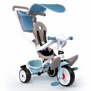 Tricikel SMOBY Baby Balade plus Modra - 741400 - Smoby