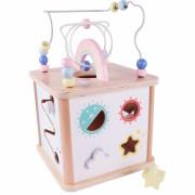 Sześcian Aktywności Wielofunkcyjna Zabawka Jednorożec Classic World - CW54334 - Classic World