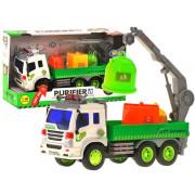 Kamion z kontejnerji za odpadke - -WY309s-ZA1159
