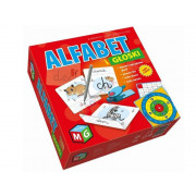 Alphabet and learning game GR0287--GR0287