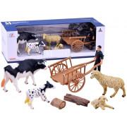 Komplet domačih živali -kmetija ZA2606-Q9899-U8, B-ZA2606 B