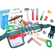 Leseni pas z orodjem za malega DIY navdušenca -TL00041-ZA3719