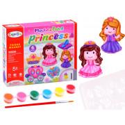 Ustvarjalni komplet magnetov za princese  -8543-ZA3771