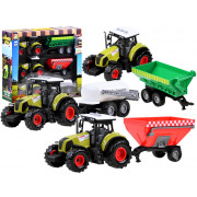 Set 3 traktorjev z prikolico ZA3908-550-20E-